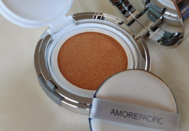 Koreansk Trend: Cushion Compact Foundation