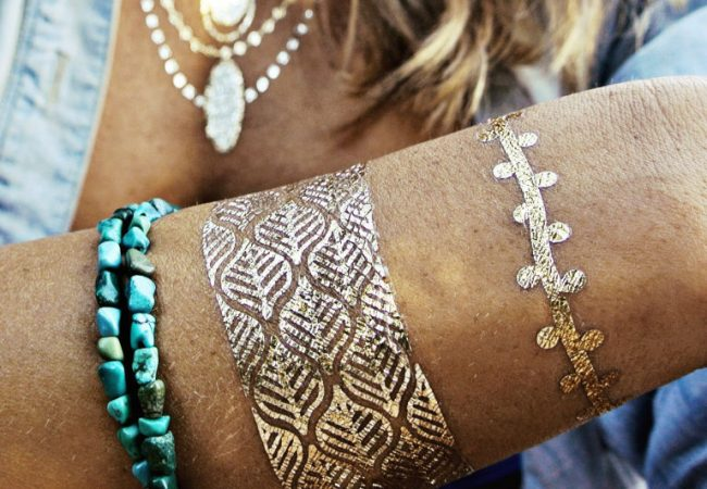 Emoji Flash Tattoos – Huddekorationer 2016