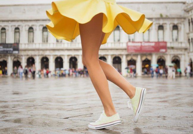 Sådan får du smukke ben nu til forår