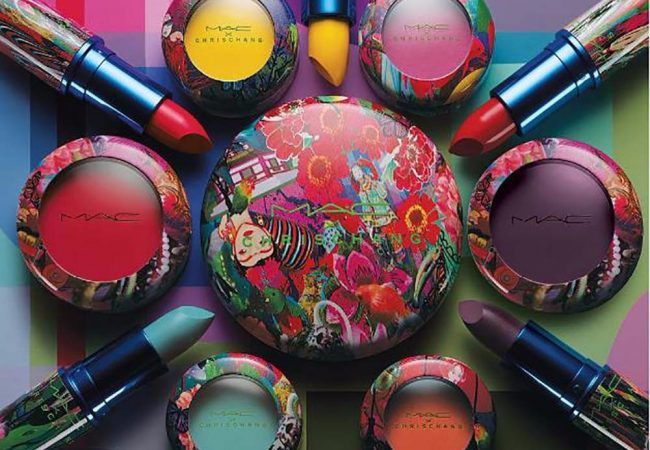 MAC x Chris Chang – Kosmetik i Fantastiske Farver