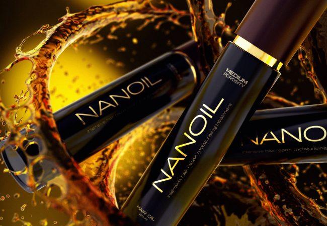 Bedste Hårolie? Endelig er Nanoil her!